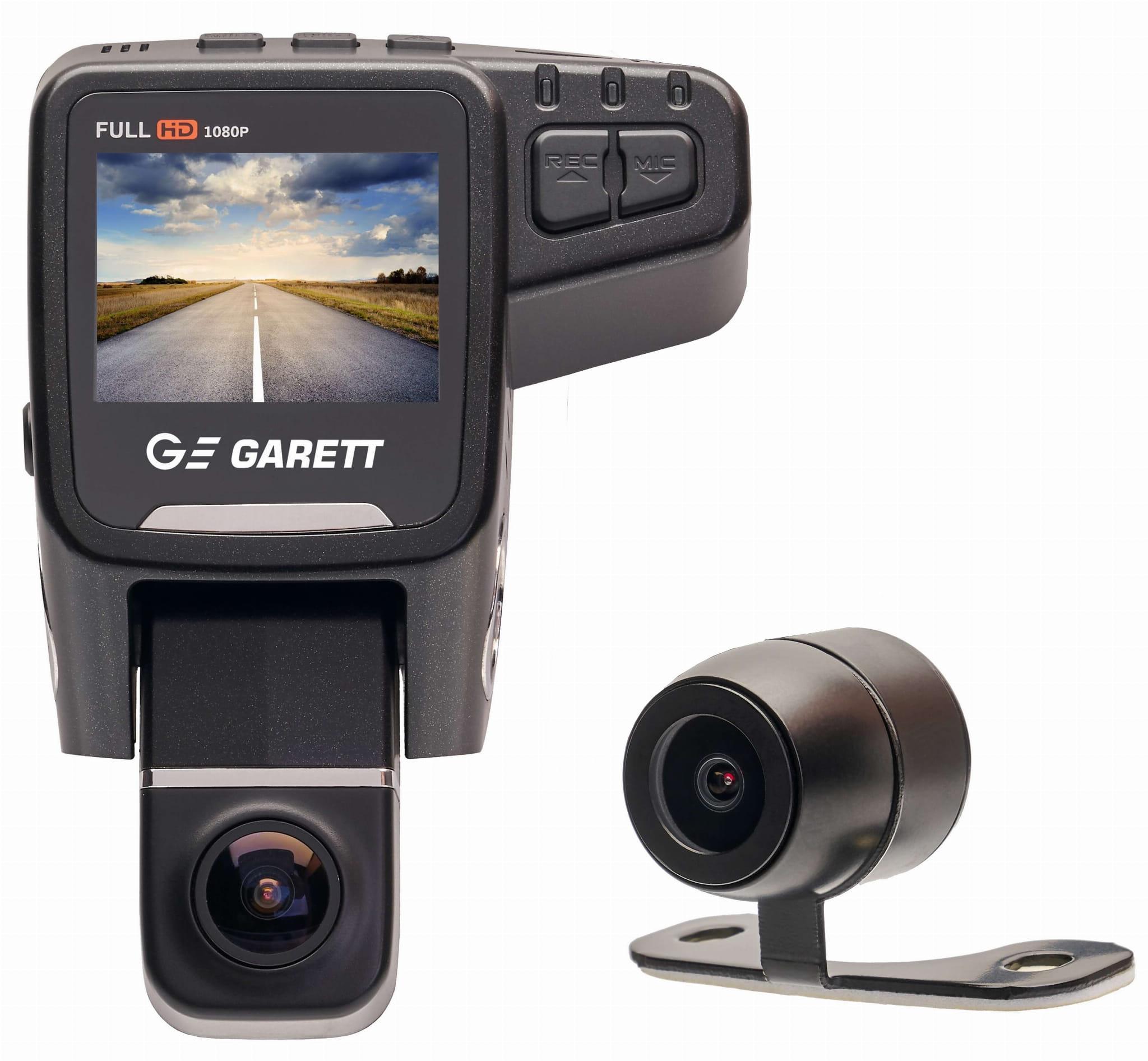 Kamera samochodowa Garett Road 3 GPS