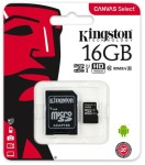 Karta pamięci Kingston 16GB