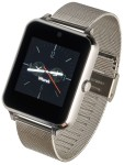 Smartwatch Garett G25 Plus silver steel