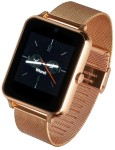 Smartwatch Garett G25 Plus gold steel