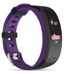 Smartband Garett Fit 23 GPS black-purple