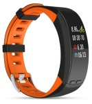 Smartband Garett Fit 23 GPS black-orange