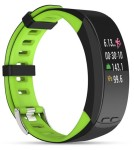 Smartband Garett Fit 23 GPS black-green