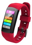 Smartband Garett Fit 26 GPS red