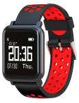Smartwatch Garett Sport 17 black-red