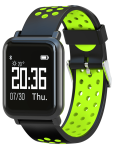 Smartwatch Garett Sport 17 black-green