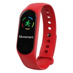 Smartband Garett Fit 7 Plus red
