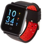 Smartwatch Garett Sport 17 Plus red