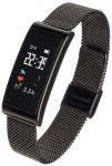 Smartwatch Garett Women Tina black steel