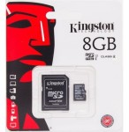 Karta pamięci Kingston 8GB