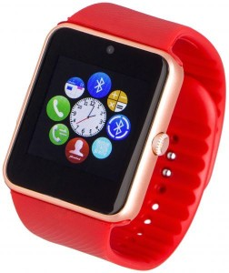 Smartwatch Garett G25 red