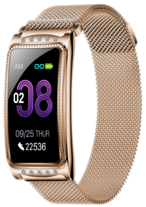 Smartwatch Garett Women Lucy gold