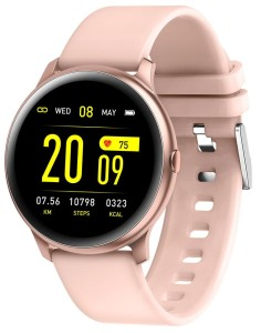 Smartwatch Garett Women Laura golden/pink