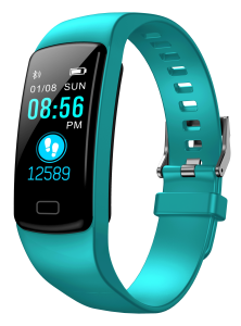 Smartband Garett Fit 16 light blue