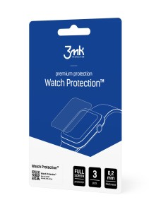 Folia ochronna na ekran do Garett GT20S, 3mk Watch Protection