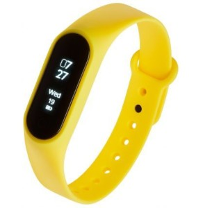 Smartband Garett Fit 7 yellow