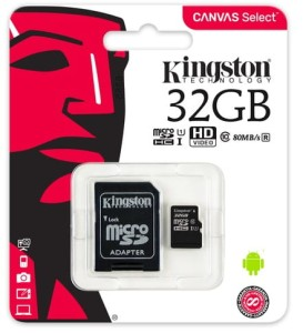 Karta pamięci Kingston 32GB