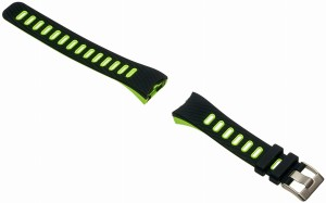 Belt for Garett Fit 23 GPS, black-green