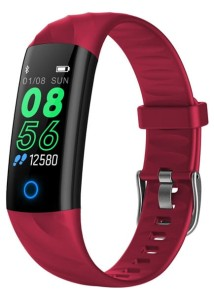 Smartband  Garett Fit 14 red