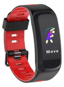 Smartband Garett Fit 15 red