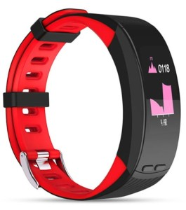 Smartband  Garett Fit 23 GPS black-red