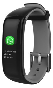 Smartband Garett Fit 11 grey