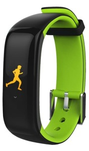 Smartband Garett Fit 11 green