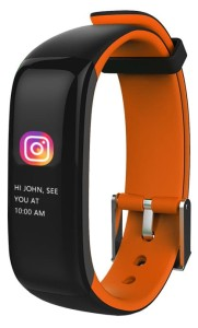 Smartband Garett Fit 11 orange