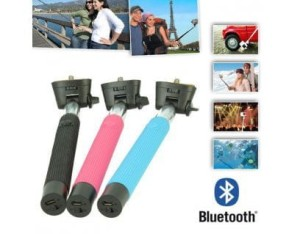 Monopod z Bluetooth