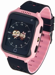 Smartwatch Garett GPS Junior 2 pink