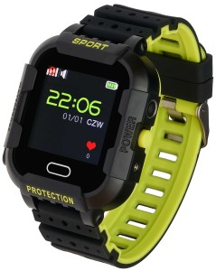 Smartwatch Garett Kids Time czarny