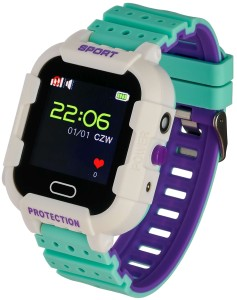 Smartwatch Garett Kids Time bialy