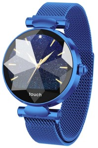 Smartwatch Garett Women Lisa blue steel