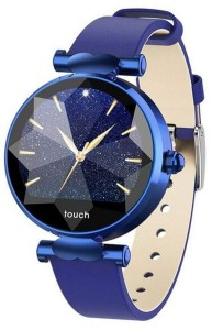 Smartwatch Garett Women Lisa blue leather