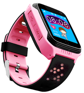 Smartwatch Garett Kids Cool różowy