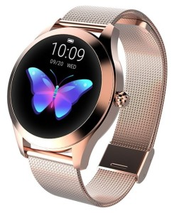 Smartwatch Garett Women Naomi gold, steel