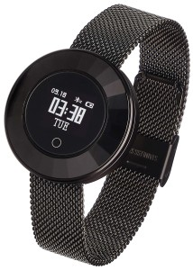 Smartwatch Garett Lea black steel