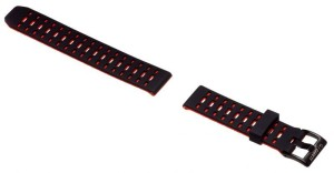 Belt for Garett Sport 25 GPS, black-red