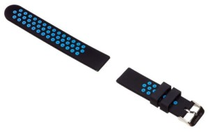 Belt for  Garett Sport 17, black-blue