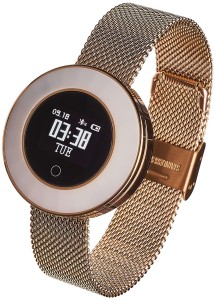 Smartwatch Garett Lea  gold steel