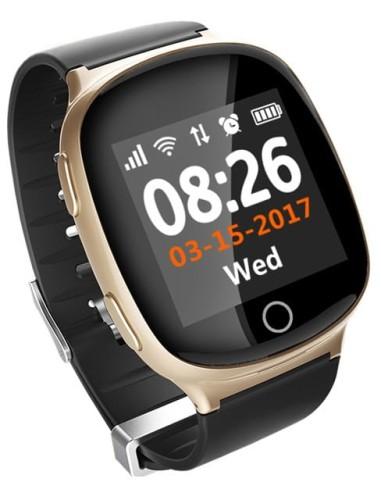 Smartwatch Garett Gps 3 gold